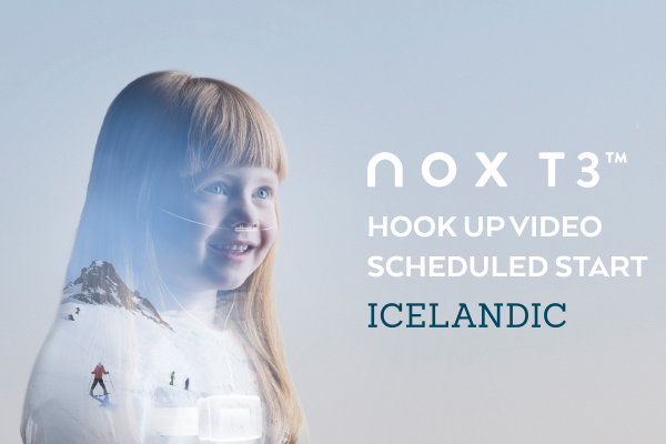 Standard Nox T3 leidbeiningarmyndband: sjálfvirkt