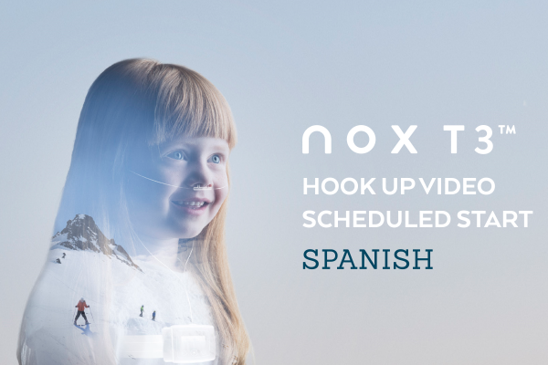 Spanish – Standard Nox T3 Instruction Video: Scheduled Start